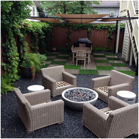 Small Backyard Ideas No Grass   Outdoor Goods