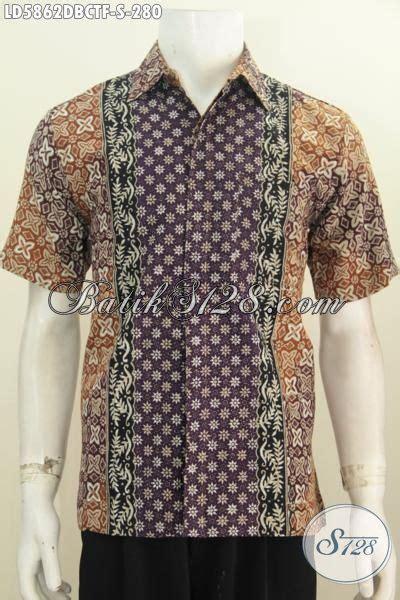 Hem Batik Dolbi hem batik bagus motif terbaru lebih elegan berpadu dengan bahan halus kain dolby hem batik