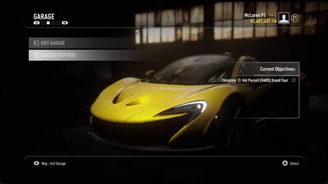 Customized Mclaren P1 by Fully Customized Mclaren P1 Need For Speed Rivals