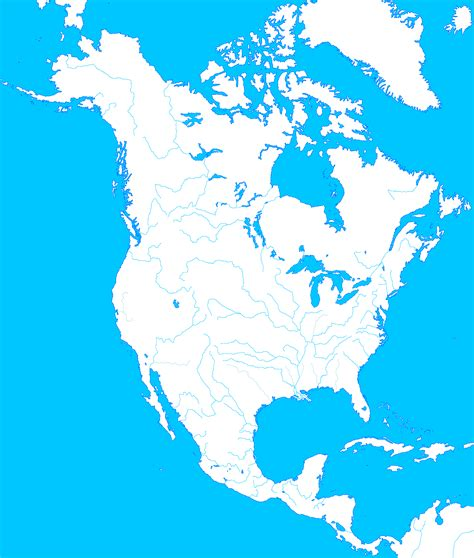 america map rivers blank map directory all of north america alternatehistory