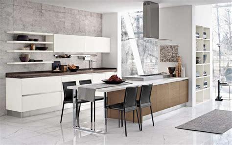 immagini cucinare abbinare il pavimento al rivestimento della cucina foto