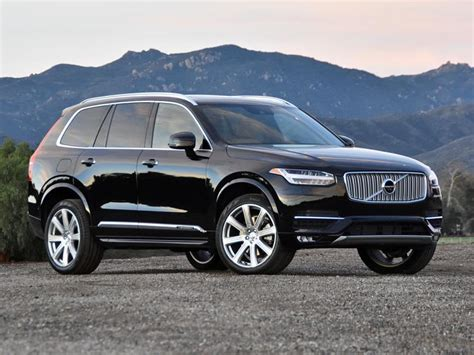 2017 volvo xc90 ratings and review 2017 volvo xc90 ny daily news
