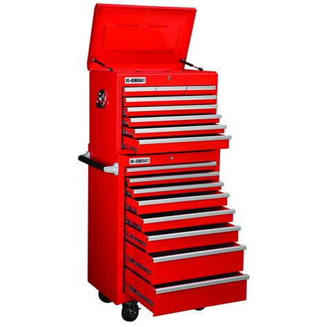 26 16 drawer roller cabinet 26 in 16 drawer glossy roller cabinet combo