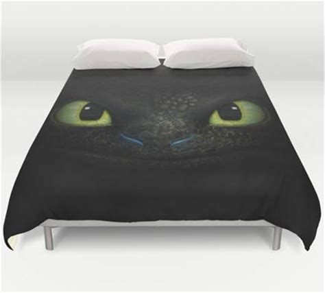 Best Queen Size Sheets how to train your dragon night fury toothless dragon bedding