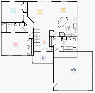 bradford floor plan the bradford house plans house plans