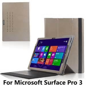 original high quality pu for microsoft surface pro3