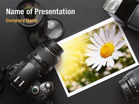 Summer Photo Powerpoint Templates Summer Photo Powerpoint Backgrounds Templates For Photography Powerpoint Template