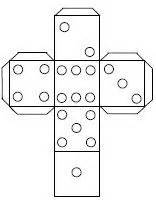 15 Best Images About Make Your Own Dice On Pinterest Black Dots Paper And Make Your Own Make Your Own Dice Template