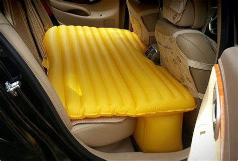 inflatable car bed inflatable car air mattress