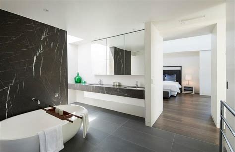 modern bathrooms australia compact modern mansion on higham road in melbourne