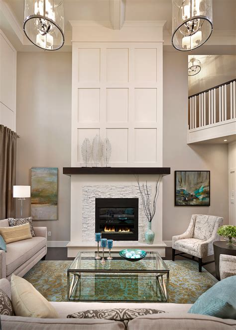 Ceiling Ls For Living Room Inspired Ls3p Vogue Edmonton Transitional Living Room Remodeling Ideas With Balcony Construction