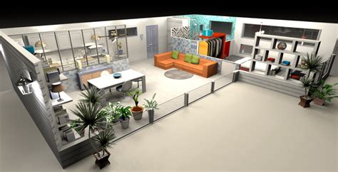 House Design With Furniture by Sweet Home 3d Tips
