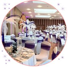 The Room Coleraine by The Wedding Room Coleraine Wedding Chair Covers