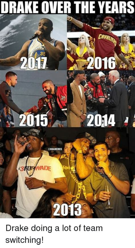 the year of drake as told by the memes gifs and videos drake over the years cava 207 2016 2016 2013 drake doing a
