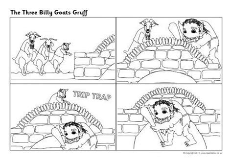 the haircut story pdf three billy goats gruff sequencing sheets sb6312