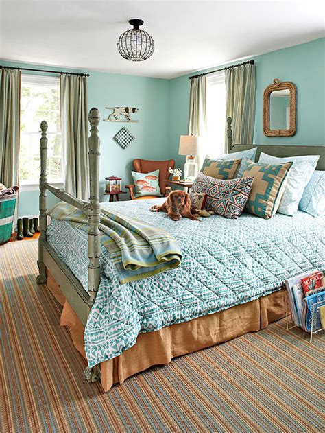 colors that go with baby blue what colors go with blue better homes gardens