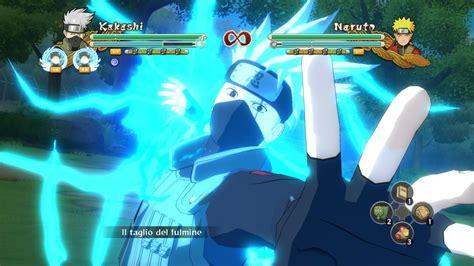 mod game naruto ultimate ninja strom revolution kakashi double magenkyou sharingan at naruto ultimate