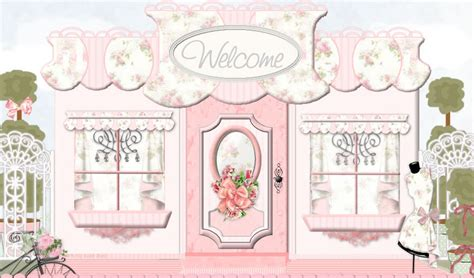Simply Shabby Chic Baby Rachel Ashwell Sage Pink Flowers Simply Shabby Chic Baby