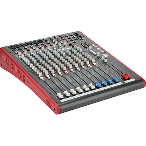allen heath zed14 14 channel recording and live ah zed 14