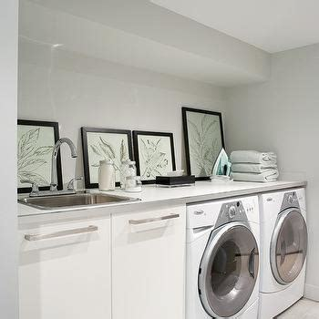 Ikea Laundry Hers Bathroom Soffit Design Ideas