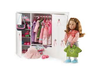 wooden wardrobe our generation dolls 18 quot dolls non ag