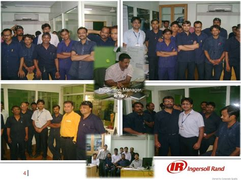 Mba Ops by Ingersoll Rand Hiten Mba Operations