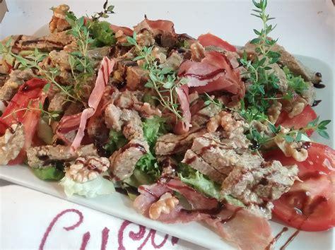 cucinare scamone insalata di scamone con senape cucina e ciacole