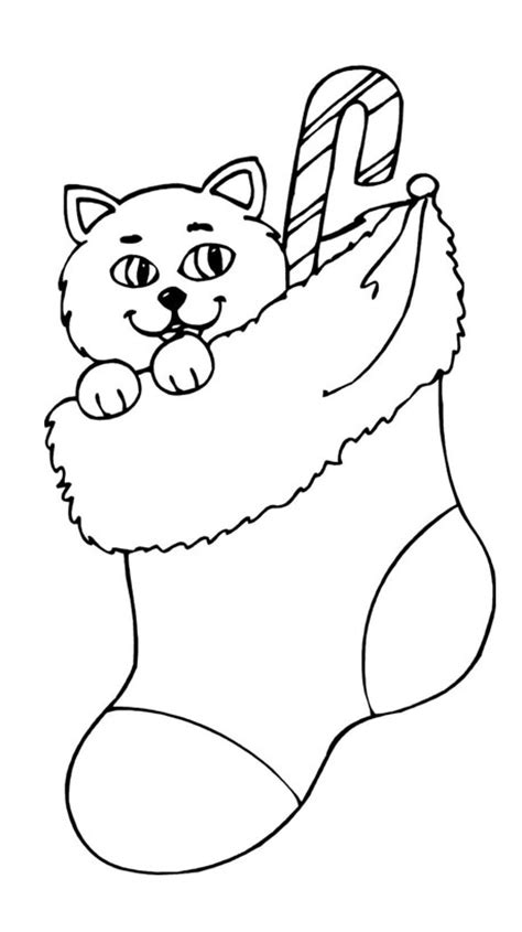 free coloring pages of pete the cat christmas