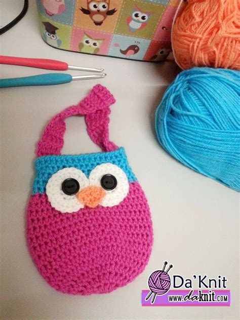 owl tote bag pattern free 1000 images about bags to crochet on pinterest crochet