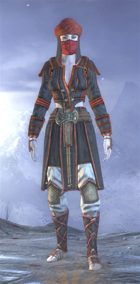social armor sets from the sepulcher of the wyrm cynara