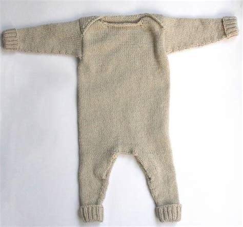 envelope onesie pattern knitting patterns