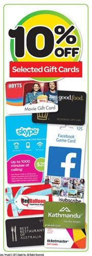 Red Balloon Gift Card Woolworths - expired save 10 on various gift cards at woolworths gift cards on sale