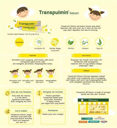 Transpulmin Bb Baby Balsam 10g lakukan 5 tips mudah berikut ini untuk menangkal gejala