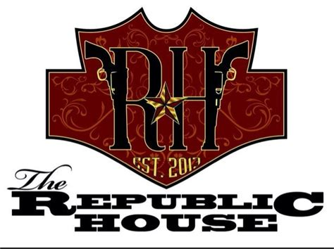 Republic House by The Republic House Republichousetx