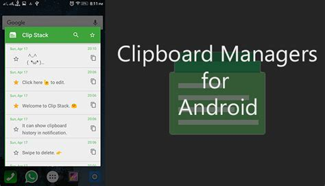 clipboard android 4 clipboard android apps to seamlessly manage copied text drippler apps news