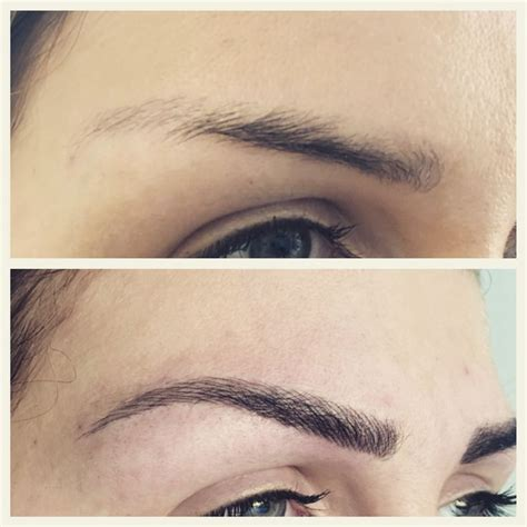eyeliner tattoo is it painful 10 best images about microblading on pinterest semi