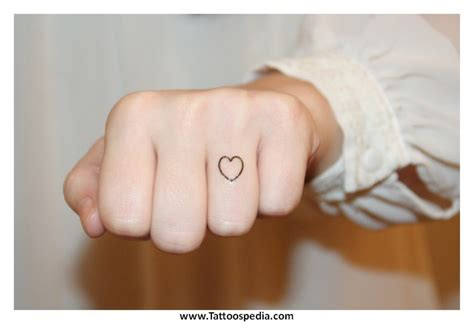 heart finger tattoo designs 47 attractive finger tattoos