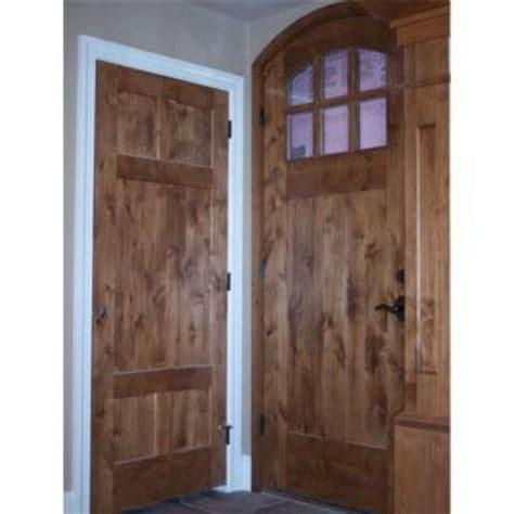 Knotty Alder Interior Door Custom Made Entry Interior Doors Knotty Alder By Engineered Wood Products Inc Custommade
