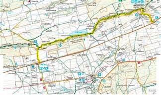 Map My Walk Route by The Hiking Photographer Best Hadrian S Wall Walk Amp Best