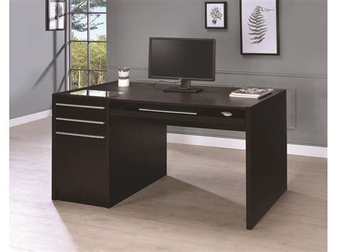 Connect To Office by Coaster Home Office Connect It Computer Desk 800982