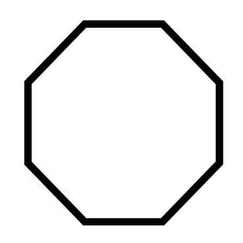 picture of octagon octagon