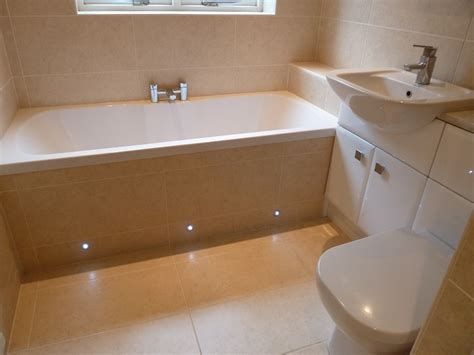 Bathroom Plinth Lights Mr Mrs Shaw Decor Kitchens And Bathrooms