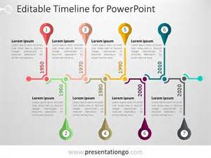 Powerpoint Timeline Template Free by 25 Best Ideas About Timeline In Powerpoint On