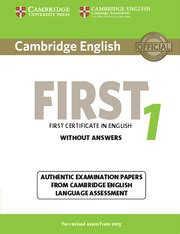 Grammar And Vocabulary For Fce With Answers And Cds cambridge 1 for revised from 2015