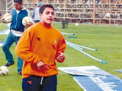 alexis sanchez cobreloa los 10 partidos claves de alexis a una d 233 cada de su debut
