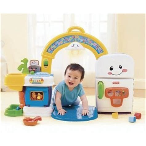 Fisher Price Baby Kitchen by Fisher Price Laugh N Learn Kitchen
