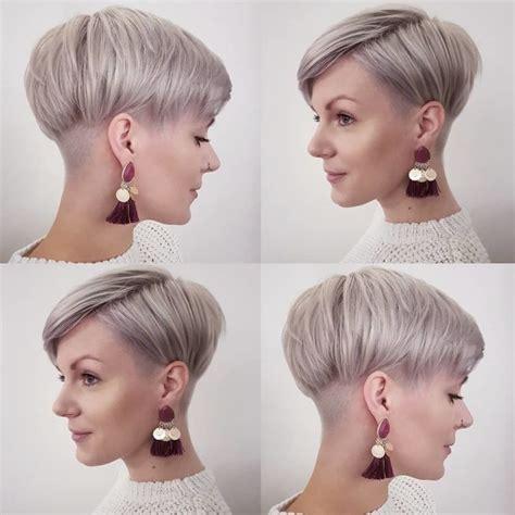 meilleures couleurs pour coupes courtes tendance ete  coiffure simple  facile