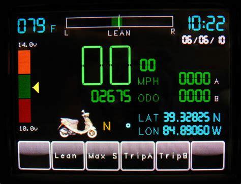 Home Design 3d Pc Mega scooterputer un ordinateur de bord diy pour scooter 224