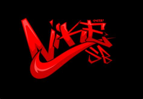 imagenes nike graffiti deviantart more like nike sb graffiti logo color by elclon