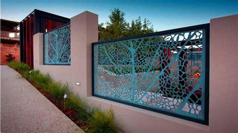 designs for homes modern home fence design wall fence designs for homes